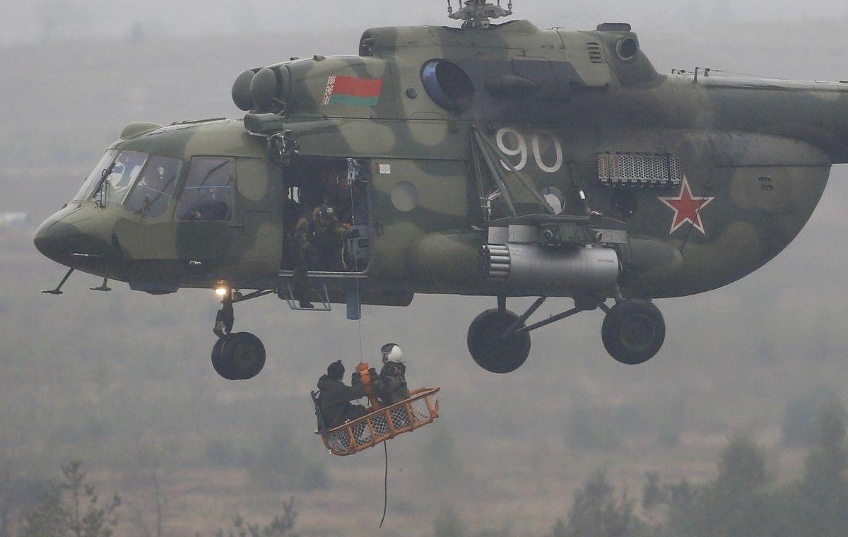 РФ и Беларусь проводят совместные военные учения / фото REUTERS