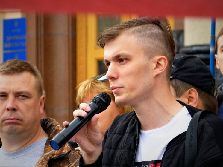 Евгению Лісічкіну угрожали убийством / фото kh.depo.ua