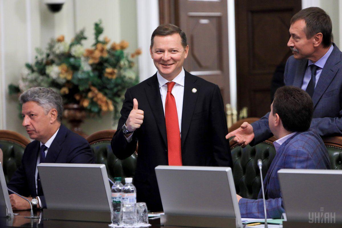 Олег Ляшко / фото УНІАН