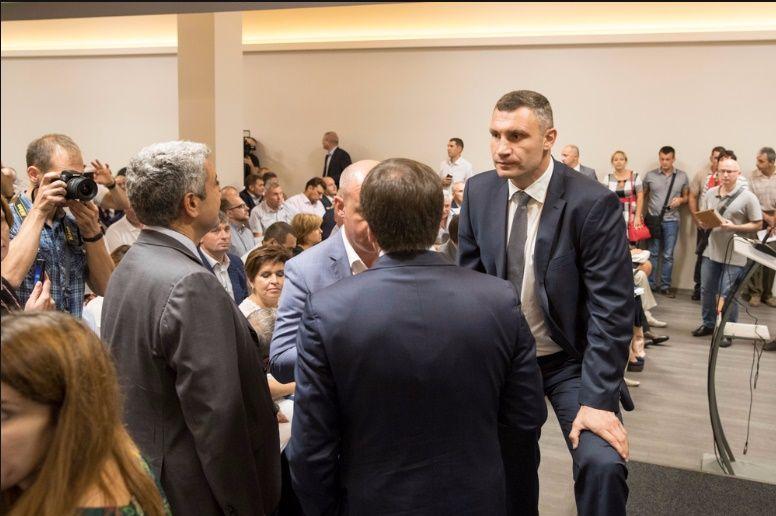 Кличко наголосив, що розслідування усіх обставин має бути відкритим / фото kiev.klichko.org