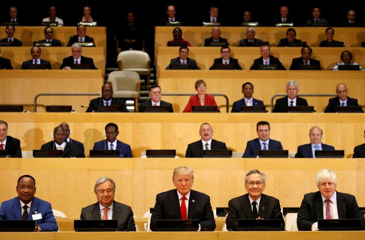 Генассамблея ООН / REUTERS