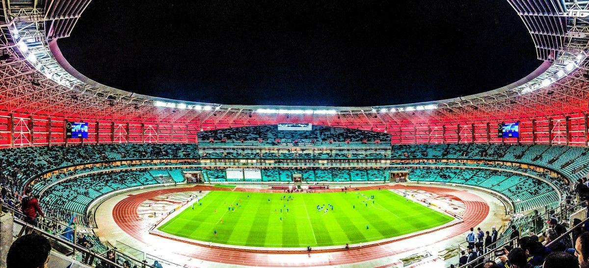 Олімпійський стадіон в Баку / wikipedia.org