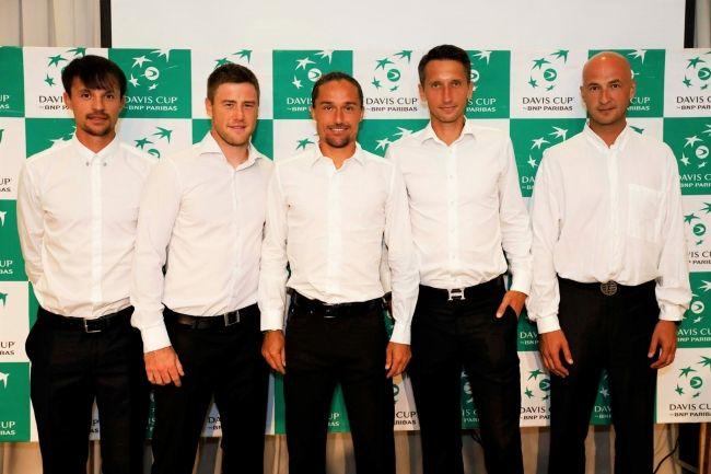Сборная Украины по теннису / btu.org.ua