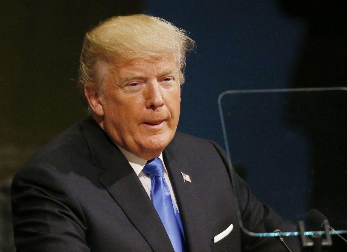 Дональд Трамп / фото REUTERS