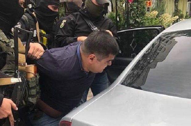 35-летнего криминального мигранта из Грузии задержали еще 29 августа / фото npu.gov.ua