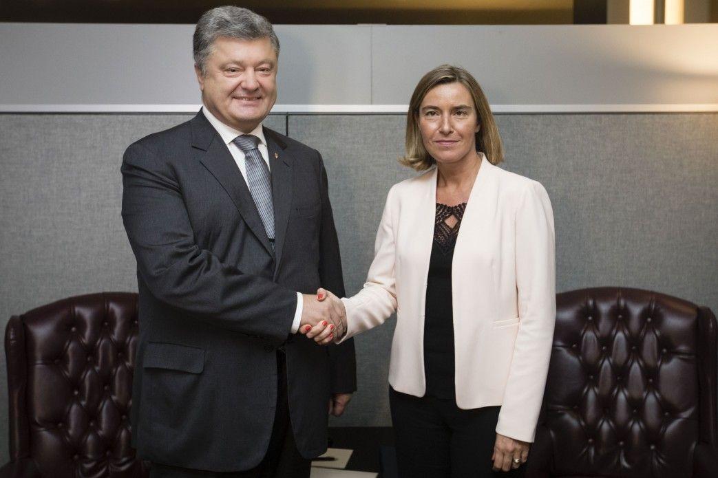 Речь идет об освобождении украинских политических заключенных в России и Крыму / фото president.gov.ua