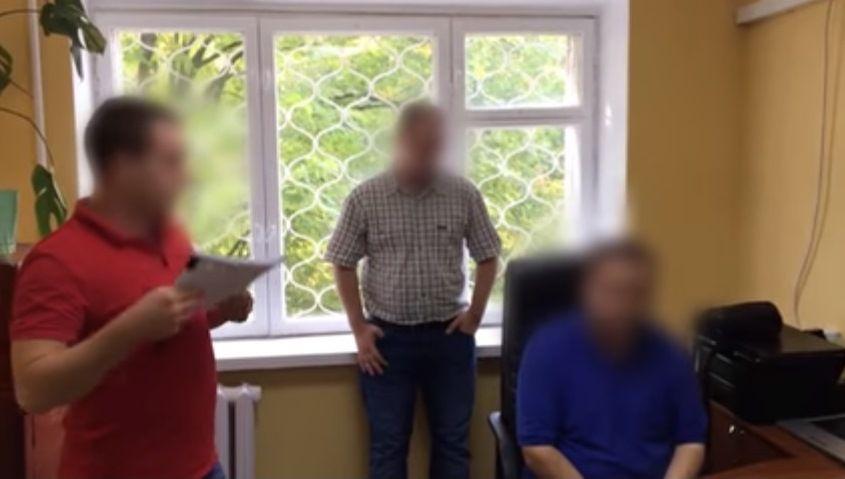 Поліція затримала хакера / скріншот відео