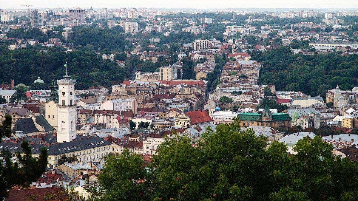Львівську ратушу закрили для відвідувачів \ фото Юрий Шульгевич