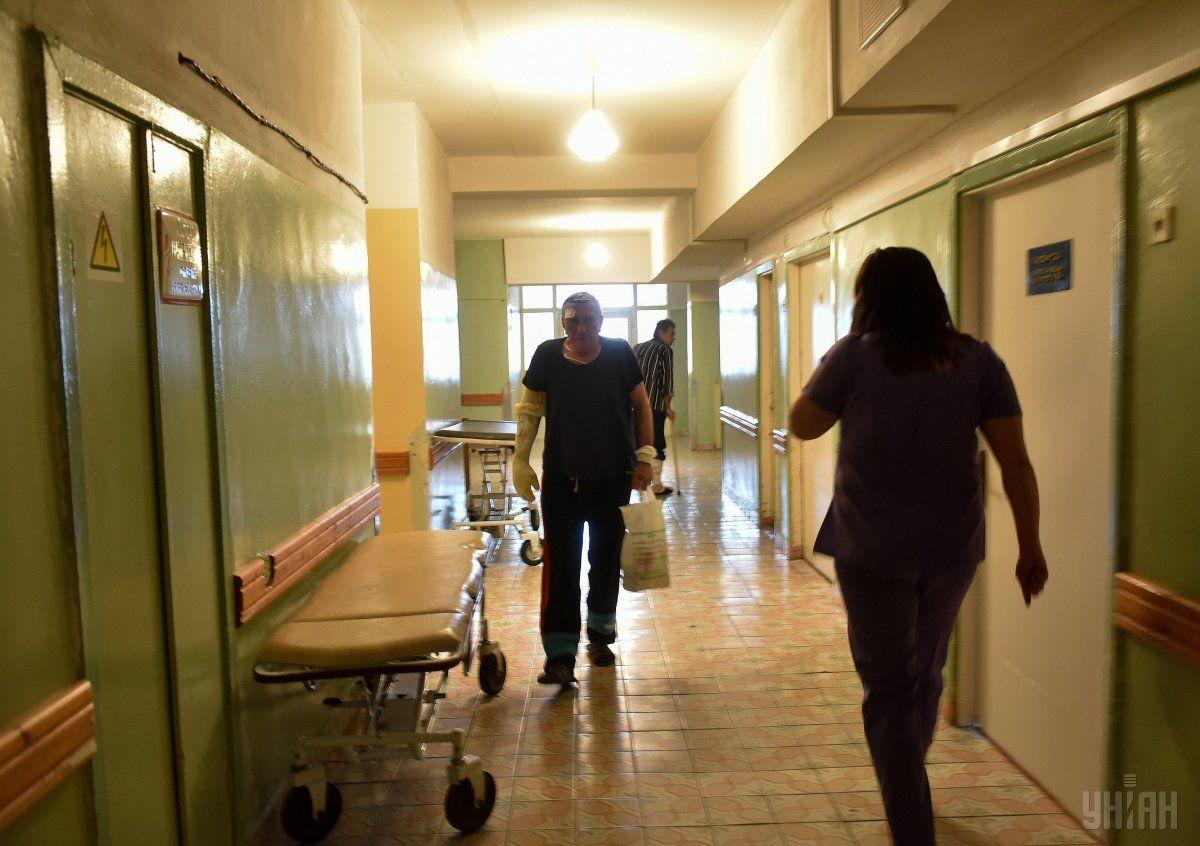 В Украине тариф на лечение инсульта подняли в 5 раз / фото УНІАН