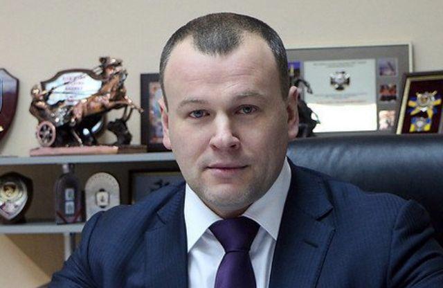 Новий глава поліції Харківської області Олег Бех / Фото news.pn