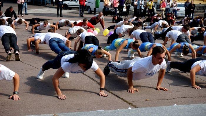 Щороку 20 вересня відзначається Міжнародний день студентського спорту / фото oda.zt.gov.ua