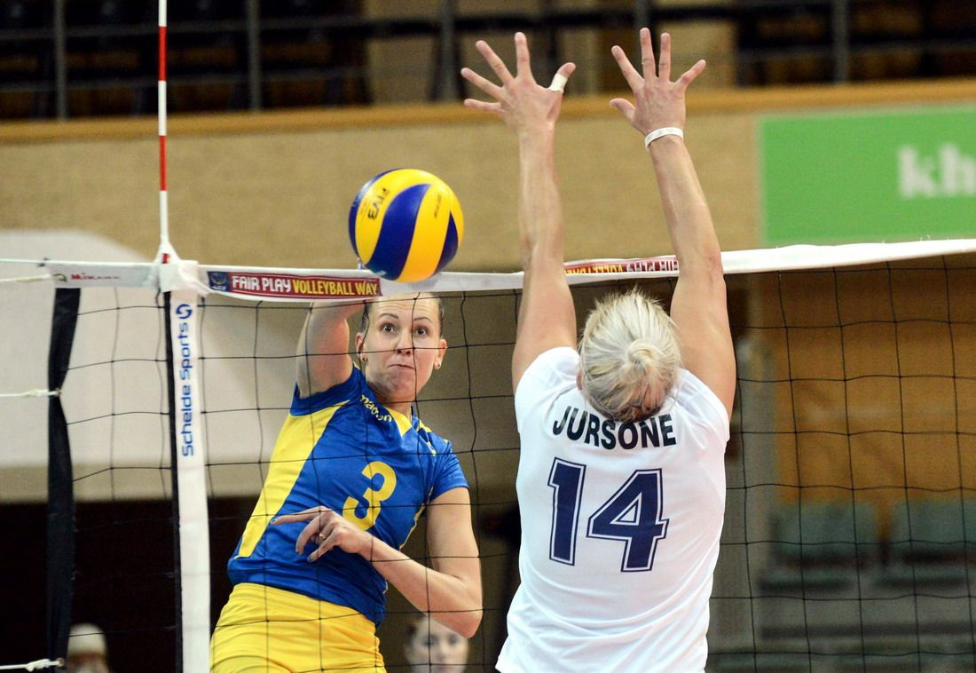 Ирина Трушкина верит в успешное выступление команды на чемпионате Европы / fvu.in.ua