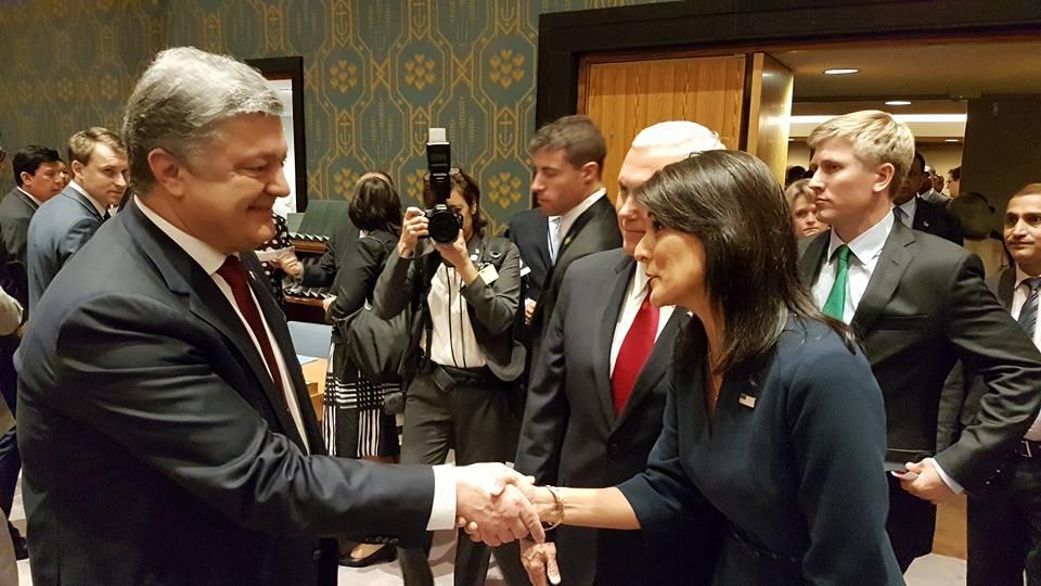 Сьогодні Порошенко візьме участь у засіданні Радбезу ООН з питань миротворчості / фото Святослав Цеголко, Facebook