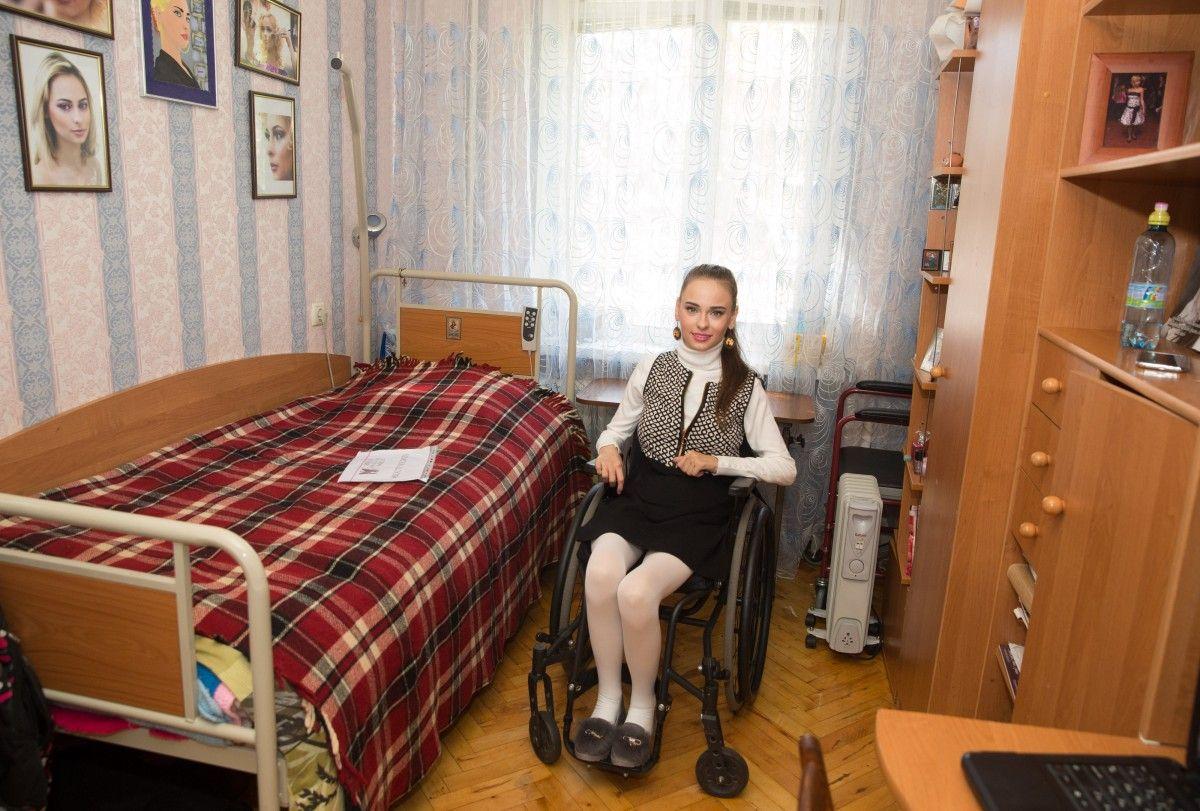 Оксана имеет два высших образования / фото УНИАН