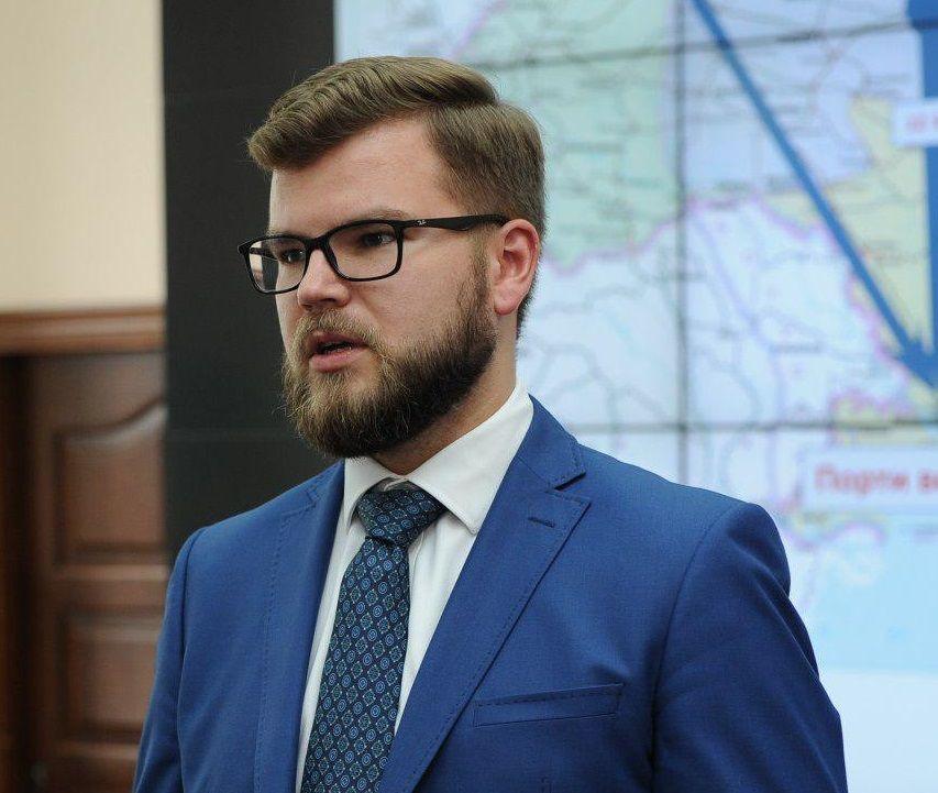 Євген Кравцов закликав клієнтів удосконалювати логістику / фото УНІАН