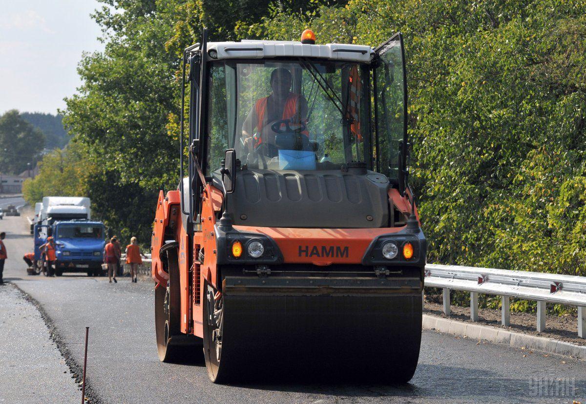 В Запорожской области продолжается ремонт дорог / иллюстративное фото УНИАН