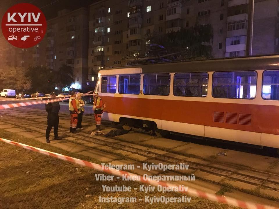 ВКиеве умер ребенок, попавший под трамвай
