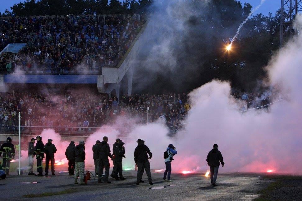 Полиция возбудила два уголовных дела / фото Юрий Рыльчук
