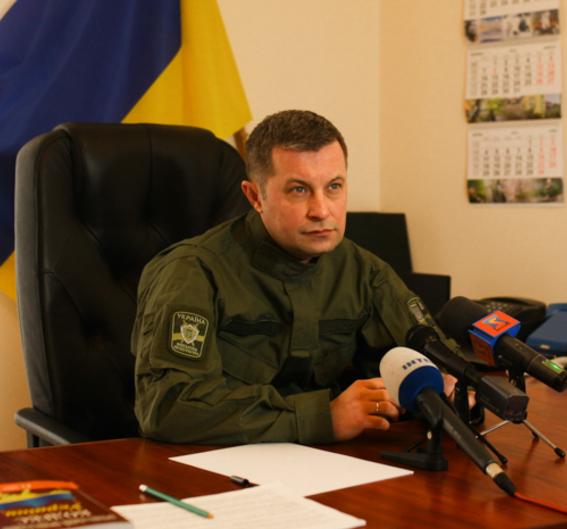 Цыцак стал военным прокурором сил АТО / фото N. Bodnar/goloskarpat.info