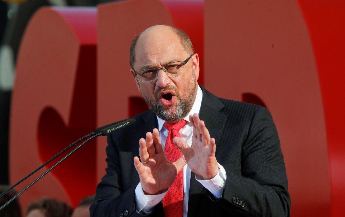 Мартин Шульц / REUTERS