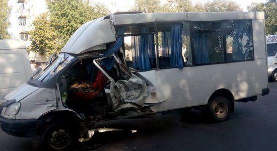 В результате ДТП пострадали 5 человек / gorod.sumy.ua