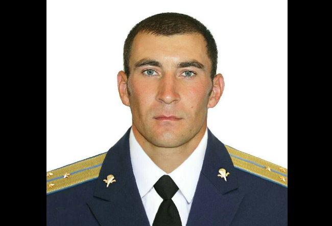 Касумов погиб 2 августа / фото facebook.com/CITeam.org