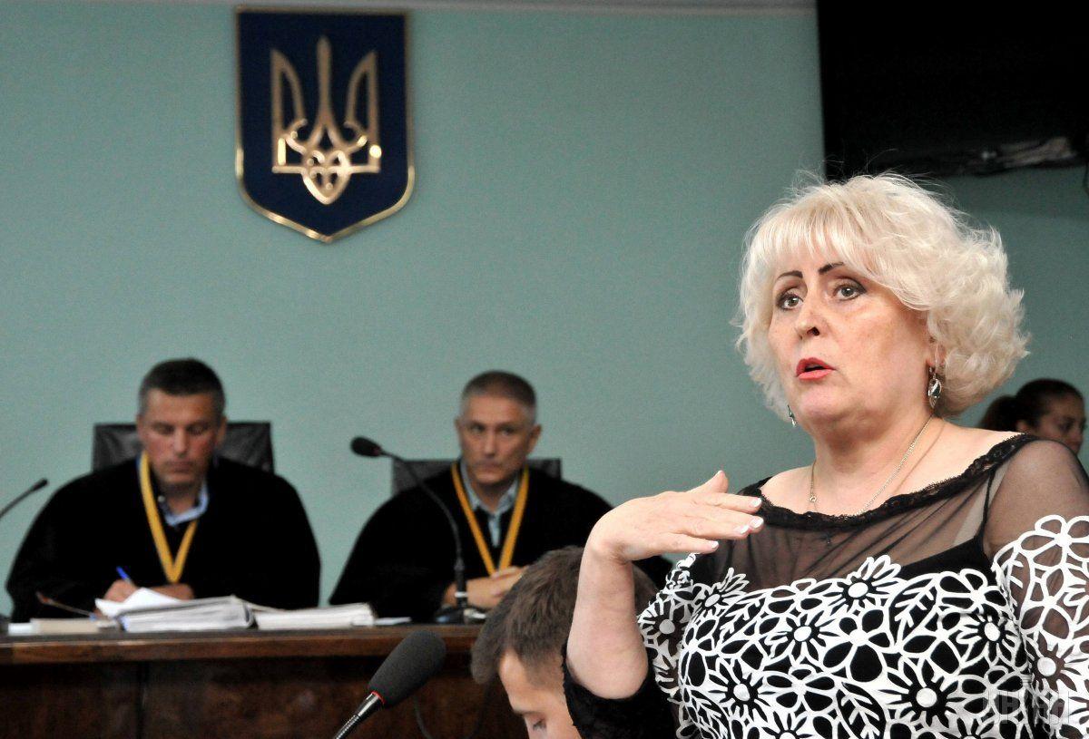 Суд на Штепою / фото УНИАН