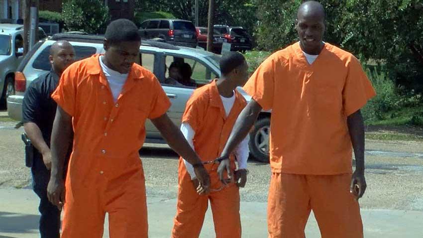 Заключенные отрицали свою вину / фото WLBT