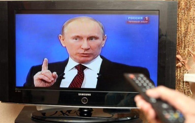 В России от зрителей прячут безобидную пародию на политические ток-шоу / фото Ридус