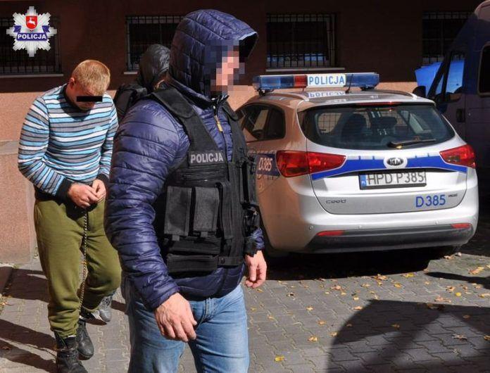 Как выяснилось, Сергей В. уже отсидел 15 лет в тюрьме в Украине за подобное тяжкое преступление / kryminalnapolska.pl