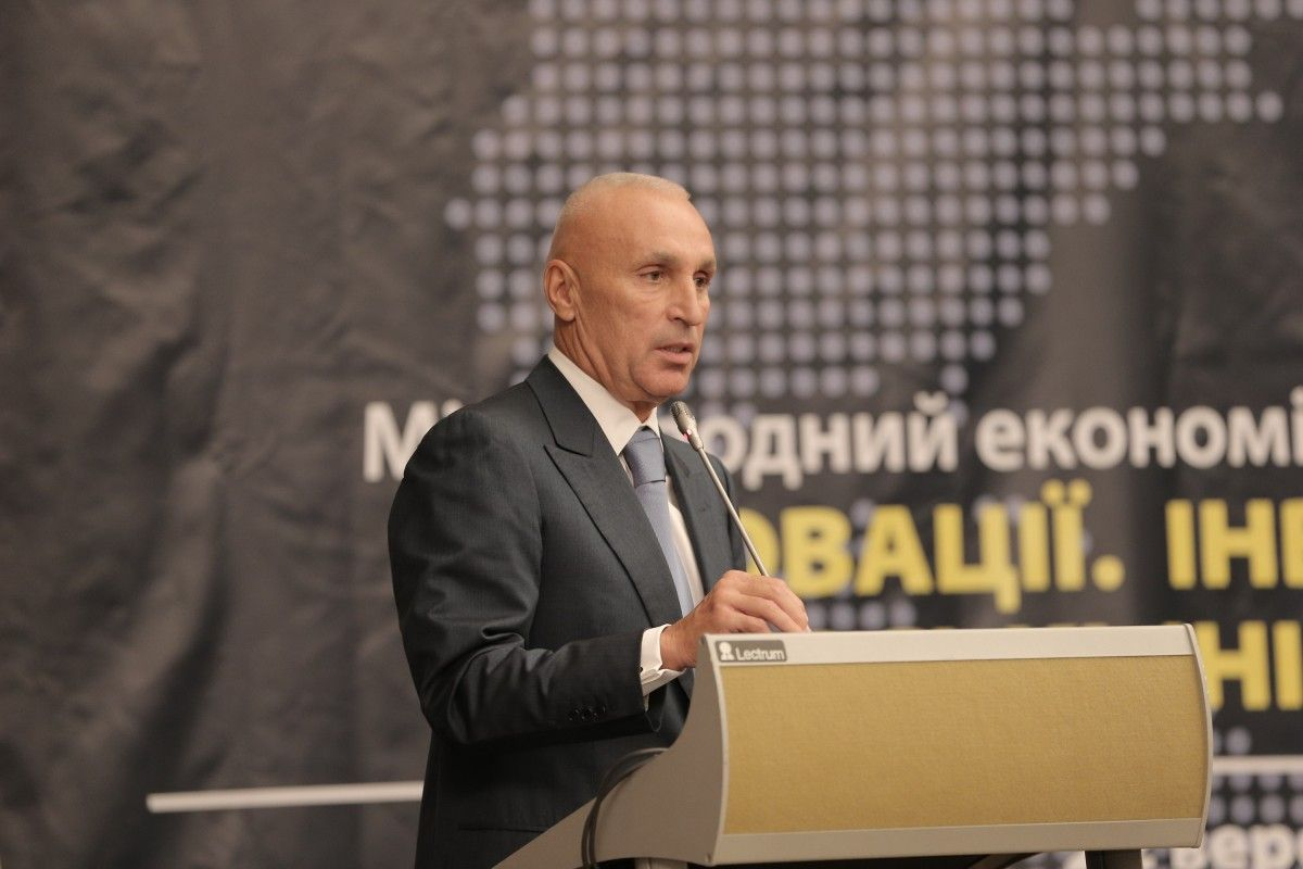 Ярославский добавил, что поднимает тему законодательного урегулирования игорного бизнеса в Украине уже третий год подряд / фото УНИАН