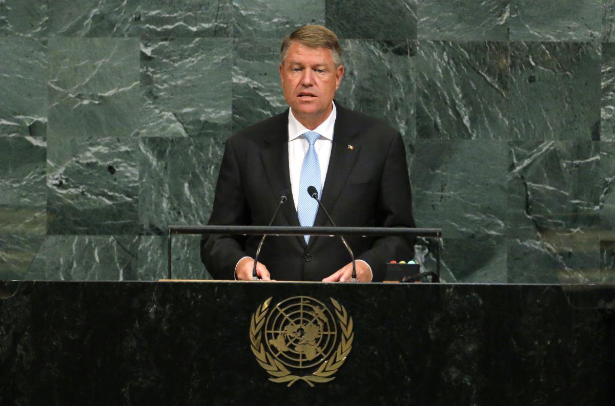 Президент Румунії Клаус Йоханніс / REUTERS