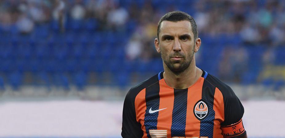 Срна пообещал болельщикам продолжить карьеру игрока / shakhtar.com