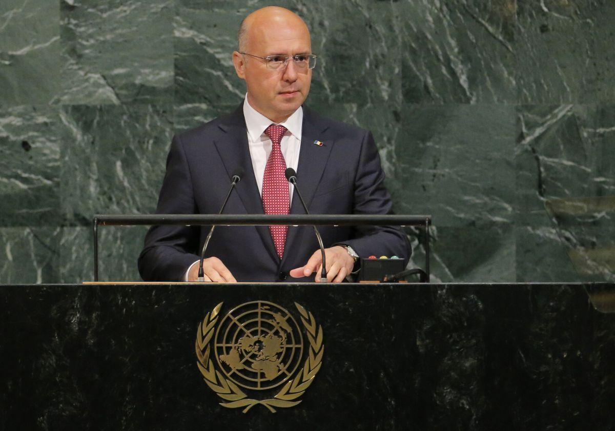 Прем'єр-міністр Молдови Павел Філіп / REUTERS