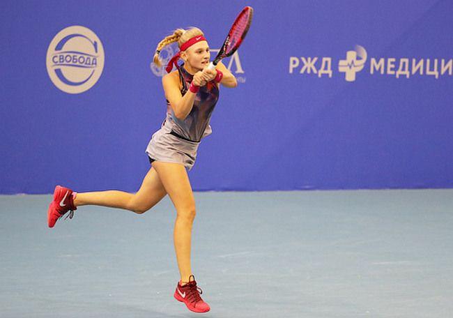 Ястремская проиграла первый финал 100-тысячника в своей карьере / btu.org.ua