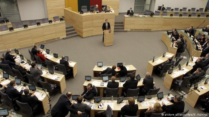 Уряд Литви втратив більшість у парламенті: коаліцію залишила Соціал-демократична партія
