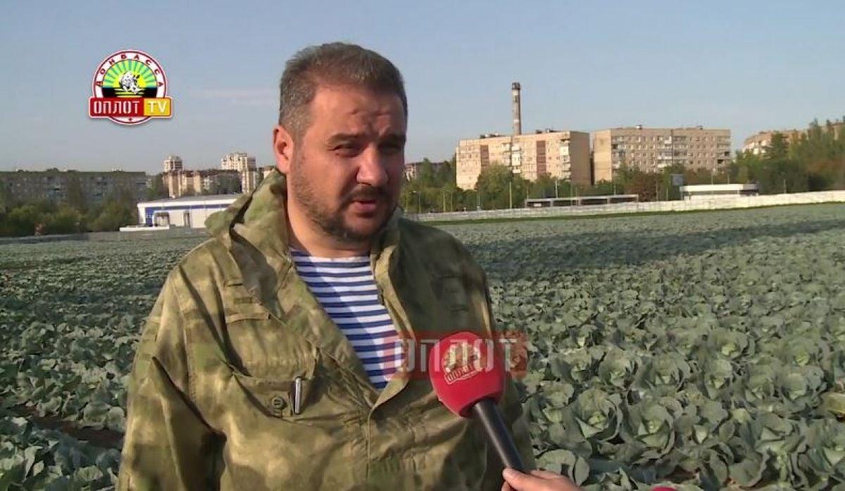 "Тимофеев сбежал из ""ДНР"" / Скриншот"