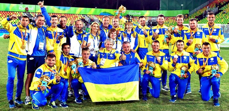 У фіналі українці перемогли збірну Ірану / фото facebook.com/sushkevych.valerii.mykhailovych