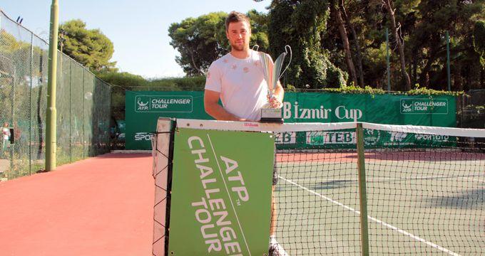 Ілля Марченко виграв перший титул у сезоні / btu.org.ua