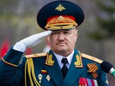 russian army general ex commander of dpr militants killed in