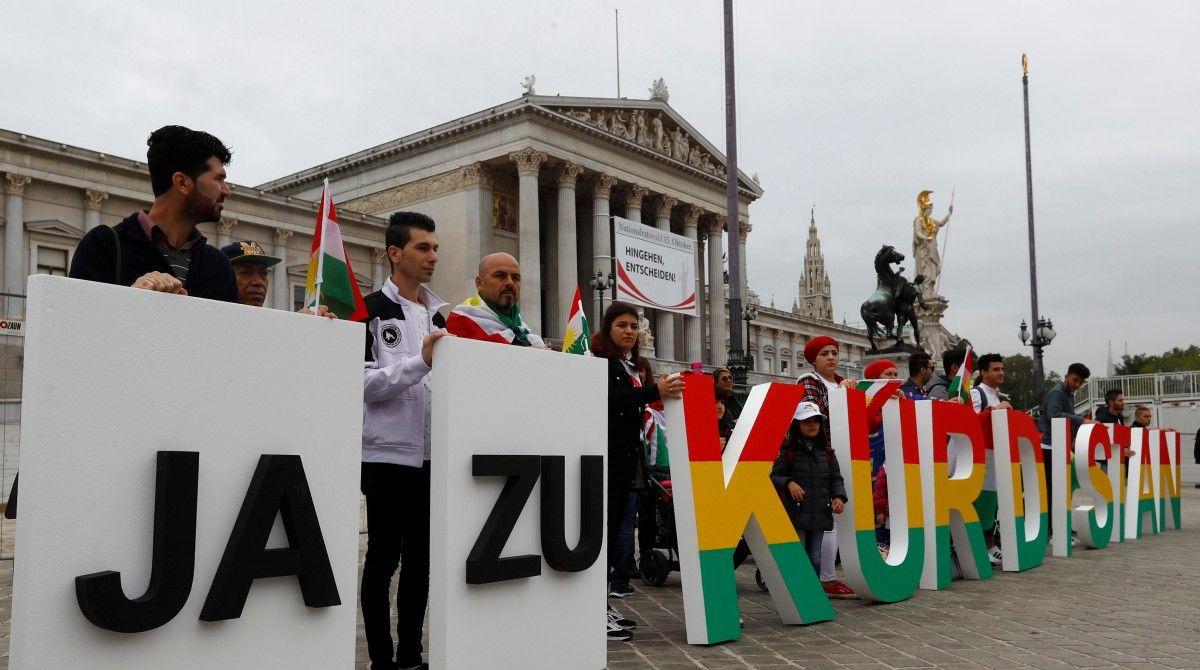 В иракском Курдистане проходит референдум о независимости / REUTERS