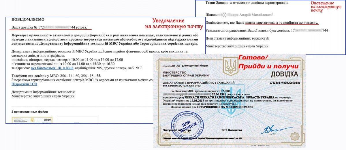 Справку о несудимости ежегодно в Украине получают около 800 тысяч человек / фото Арсен Аваков, Facebook