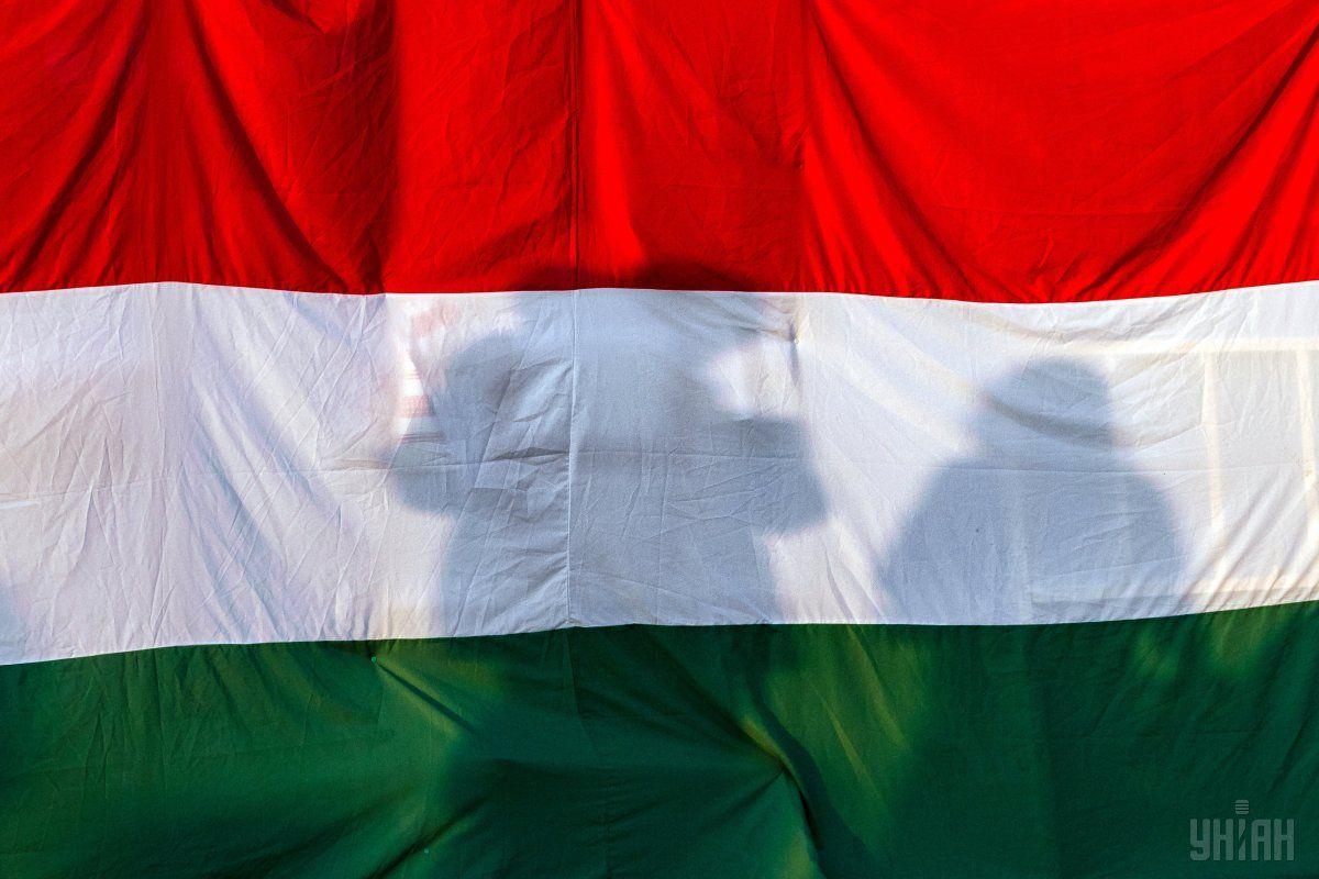 """Венгерская общественная организация распространяет информацию о""""запрете в Украине языков нацменьшинств"""" / фото УНИАН"""