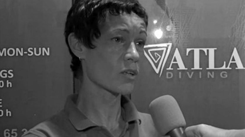 Балабанова погибла при попытке установить мировой рекорд / offnews.bg