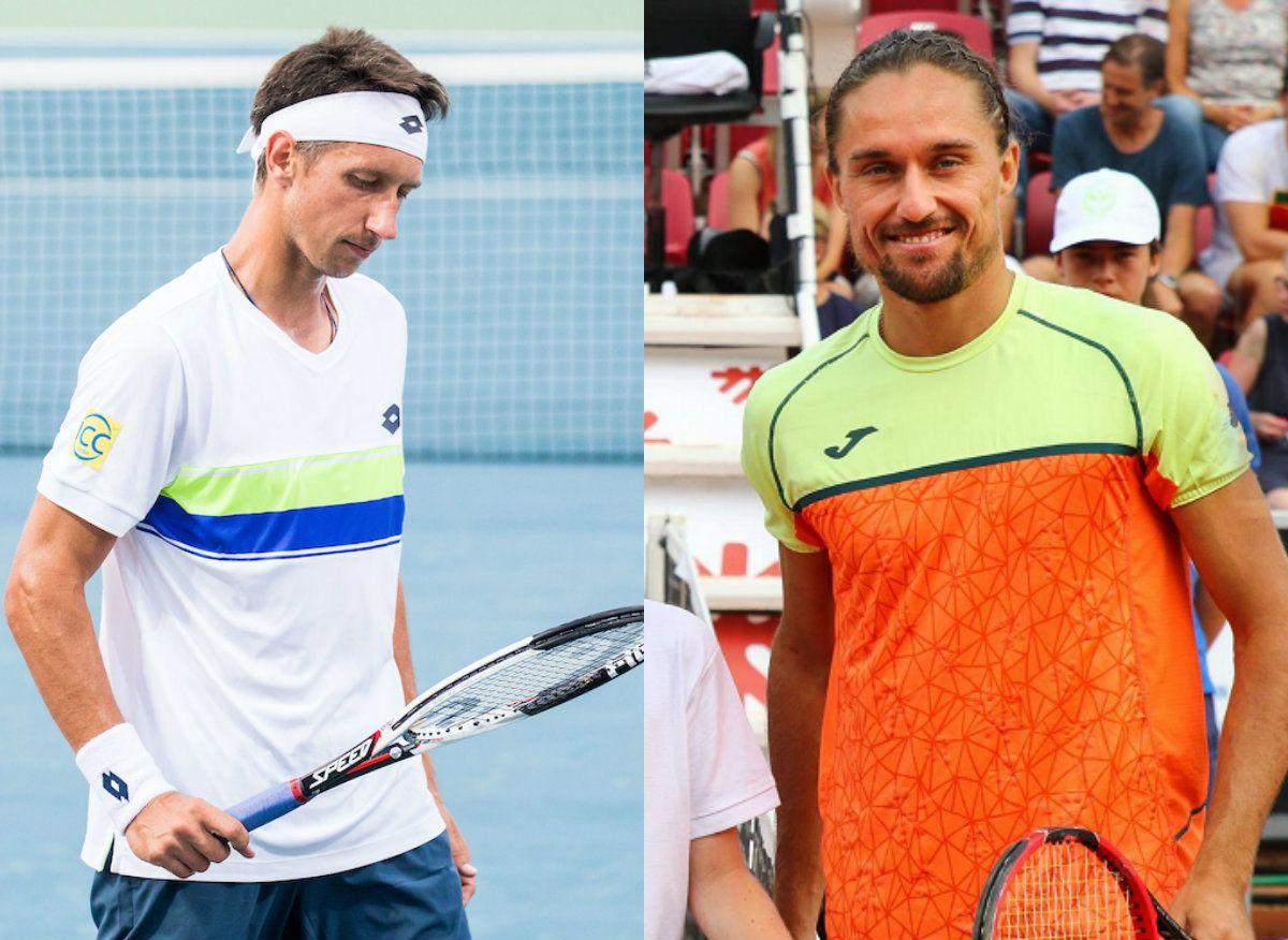 Стаховский и Долгополов оспорят путевку в четвертьфинал в очном поединке / Большой Теннис Украины