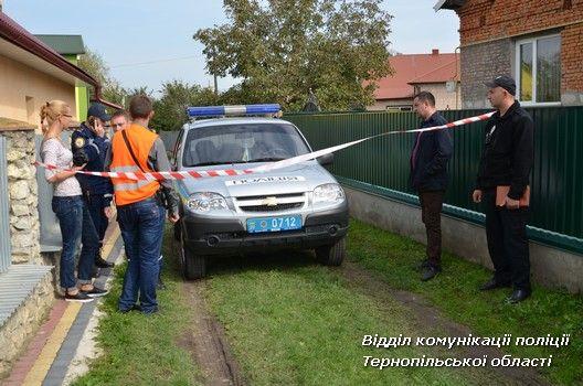 ВТернопольской области в итоге взрыва умер полицейский