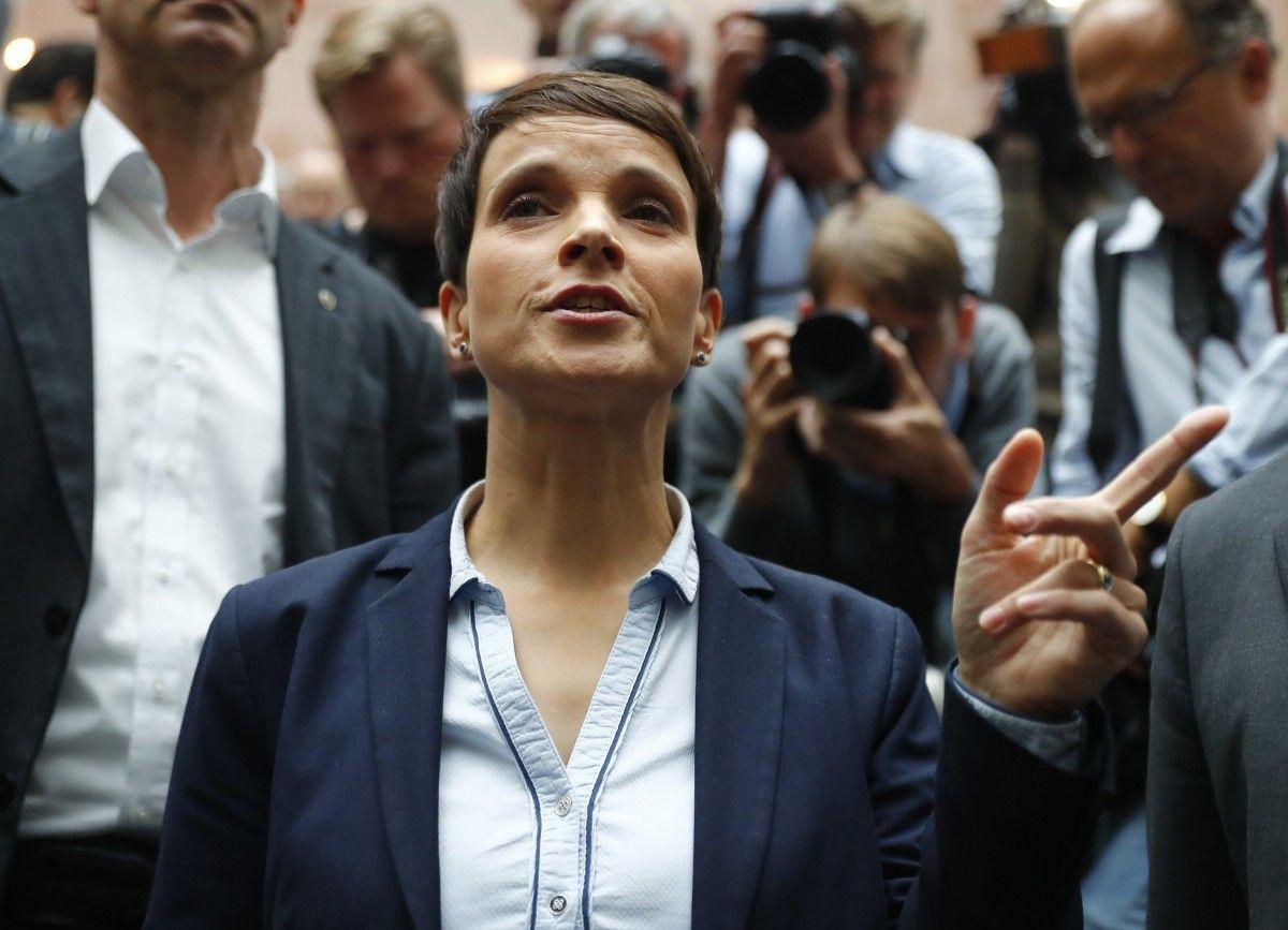 Фрауке Петрі / REUTERS