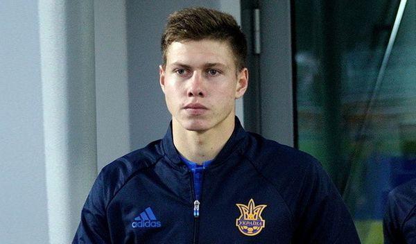 УНИАН пообщался с молодым и перспективным игроком сборной Украины / фото dynamo.kiev.ua
