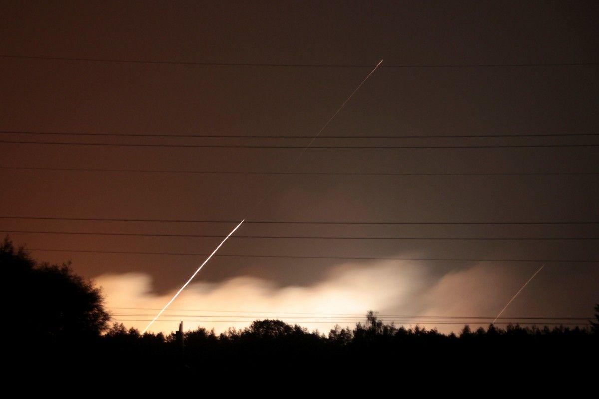 Вибухи в Калинівці / REUTERS