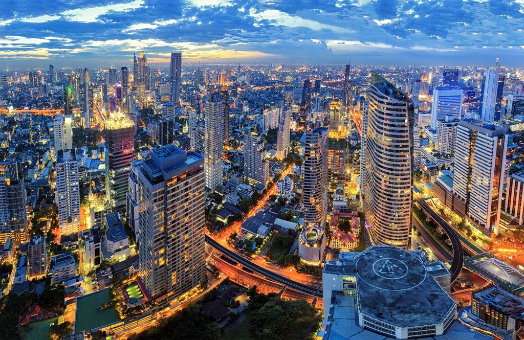 У столиці Таїланду зупинялися з ночівлею 19,41 мільйона мандрівників / фото onetwotrip.com